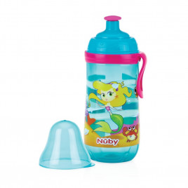 Nuby - Busy Sipper Beaker Mermaid