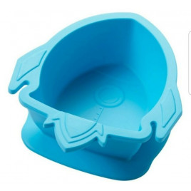 Nuby - Rocket Feeding Bowl Blue