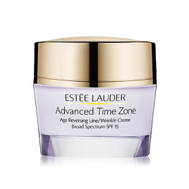 Estee Lauder Advanced Time Zone Age Reversing Line/Wrinkle Creme (Normal Combination) SPF15 50ML