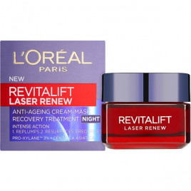 L'Oreal Revitalift Laser Renew Night Cream - 50ml