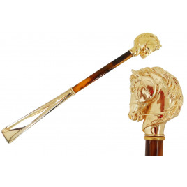 Pasotti Gold Horse Shoehorn