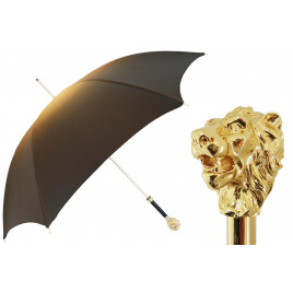 Pasotti Iconic Golden Lion Umbrella