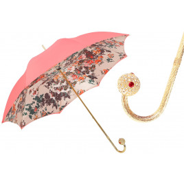 Pasotti Luxury Magnificent Italian Umbrella, Double Cloth