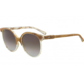 Chloe CE733S 241 - Amber / White Marble Coloured Sunglasses for Women