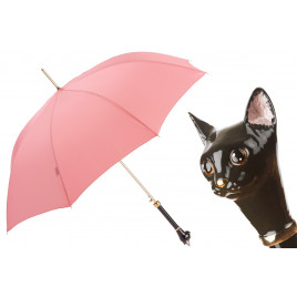 Pasotti Luxury Women Cat Umbrella