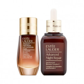 Estée Lauder - Advanced Night Repair for Face and Eyes Serum Set