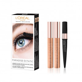 L'Oréal Paris - Paradise Extactic Set: Mascara Duo + Superliner