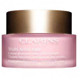 Clarins Multi-Active Jour Day Cream - Normal to Dry Skin (50ml)