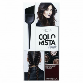 L'Oreal - Colorista Permanent Hair Paint Marsala
