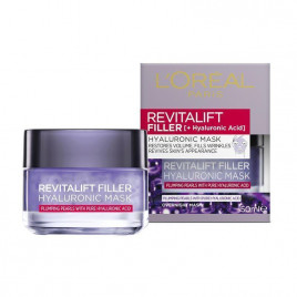 L'Oreal - Revitalift Filler Hyaluronic Acid Mask (50ml)