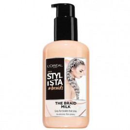 L'Oreal - Stylista The Braid Milk Hair Styling Cream (200ml)