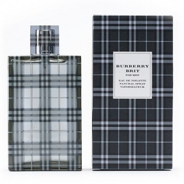 Burberry Brit for Men Eau de Toilette Spray - 100ml