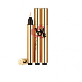 YSL -  Touche Éclat Radiant Touch Illuminating Pen Valentine's Day Edition in 01