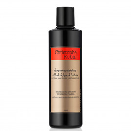 Christophe Robin - Regenerating Shampoo with Prickly Pear Oil (250ml)