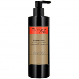 Christophe Robin - Regenerating Shampoo with Prickly Pear Oil (400ml)