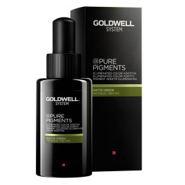 Goldwell - Pure Pigments Matte Green (50ml)