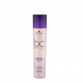 Schwarzkopf - Bonacure Keratin Smooth Perfect Micellar Shampoo (250ml)