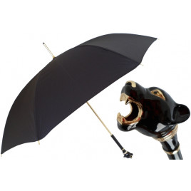 Pasotti Men Black Panther Man's Umbrella