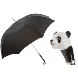 Pasotti - Luxury Umbrella with Panda Handle