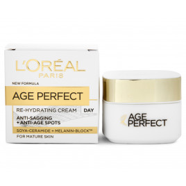 L'Oreal - Age Perfect Re-Hydrating Day Cream (50ml)