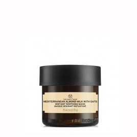 The Body Shop - Mediterranean Almond Milk with Oats Instant Soothing Mask (75ml)