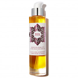 REN - Moroccan Rose Otto Ultra-Moisure Body Oil (100ml)