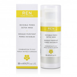 REN - Clarimatte Invisible Pores Detox Mask (50ml)