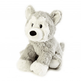 Warmies - Cozy Plush Fully Microwavable Husky Toy