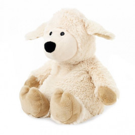 Warmies - Cozy Plush Marshmallow Cuddly Sheep Microwavable Lavender Scented Toy