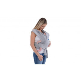 Dream Genii - Snuggleroo Baby Carrier Light Grey