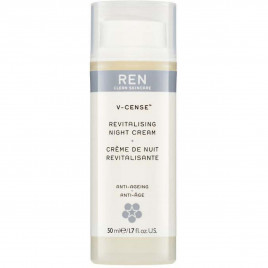 REN - V-Cense Revitalising Night Cream (50ml)