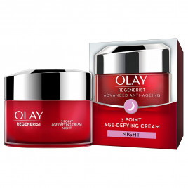 Olay Regenerist - 3 Point Age-Defying Night Cream (15ml)