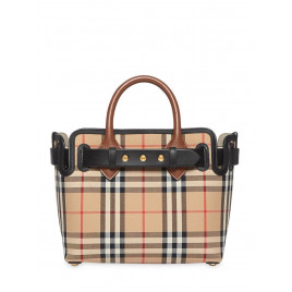 Burberry - Belt Bag Vintage Check - Beige