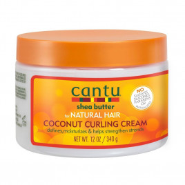 Cantu - Shea Butter for Natural Hair Coconut Curling Cream (340g)