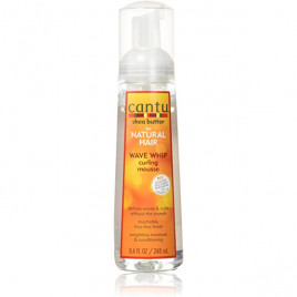 Cantu - Shea Butter for Natural Hair Wave Whip Curling Mousse (248ml)