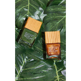 Nails Inc. Don't Stop Beleafing Duo