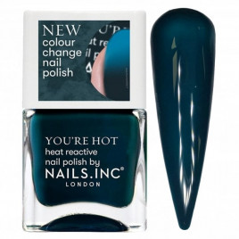 Nails Inc - Colour Change Nail Polish Getting Hot In Here (14ml)