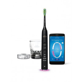 Philips - Sonicare DiamondClean 9100 Smart Electric Toothbrush HX9901/14