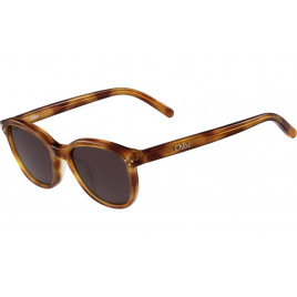 Chloe Kids CE3606S Blonde Havana Sunglasses