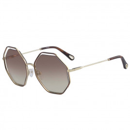 Chloé CE132S Poppy Sunglasses Havana Bronze For Women