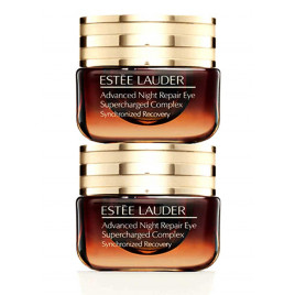 Estée Lauder Advanced Night Repair Eye Supercharged Complex Synchronized Recovery Duo Set - 2x15ml
