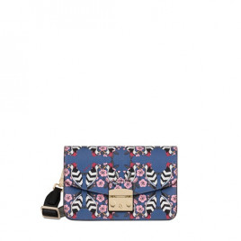 Furla Metropolis Small Shoulder Bag - Toni Blu