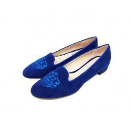 Made in Italia Women Bluette shoes (36) - Blue