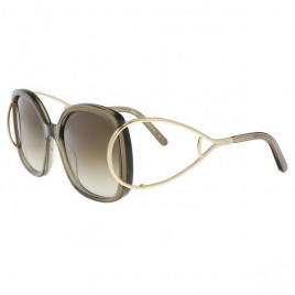 Chloé CE702S Jackson Sunglasses Light Turtledove For Women