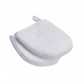 Sarah Chapman Professional Cleansing Mitts - Ex-Display (3 pack)