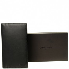 Calvin Klein Long Wallet Black