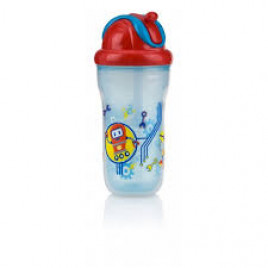 Nuby - Insulated Cool Sipper Red (270ml)