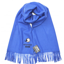Moschino Boutique Olive Oyl Scarf - Blue