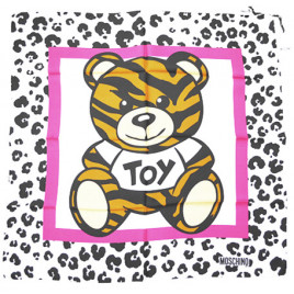 Moschino Toy Bear Scarf - Multi