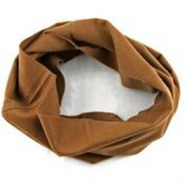 Glencroft - 100% Cashmere Camel Coloured Cowl